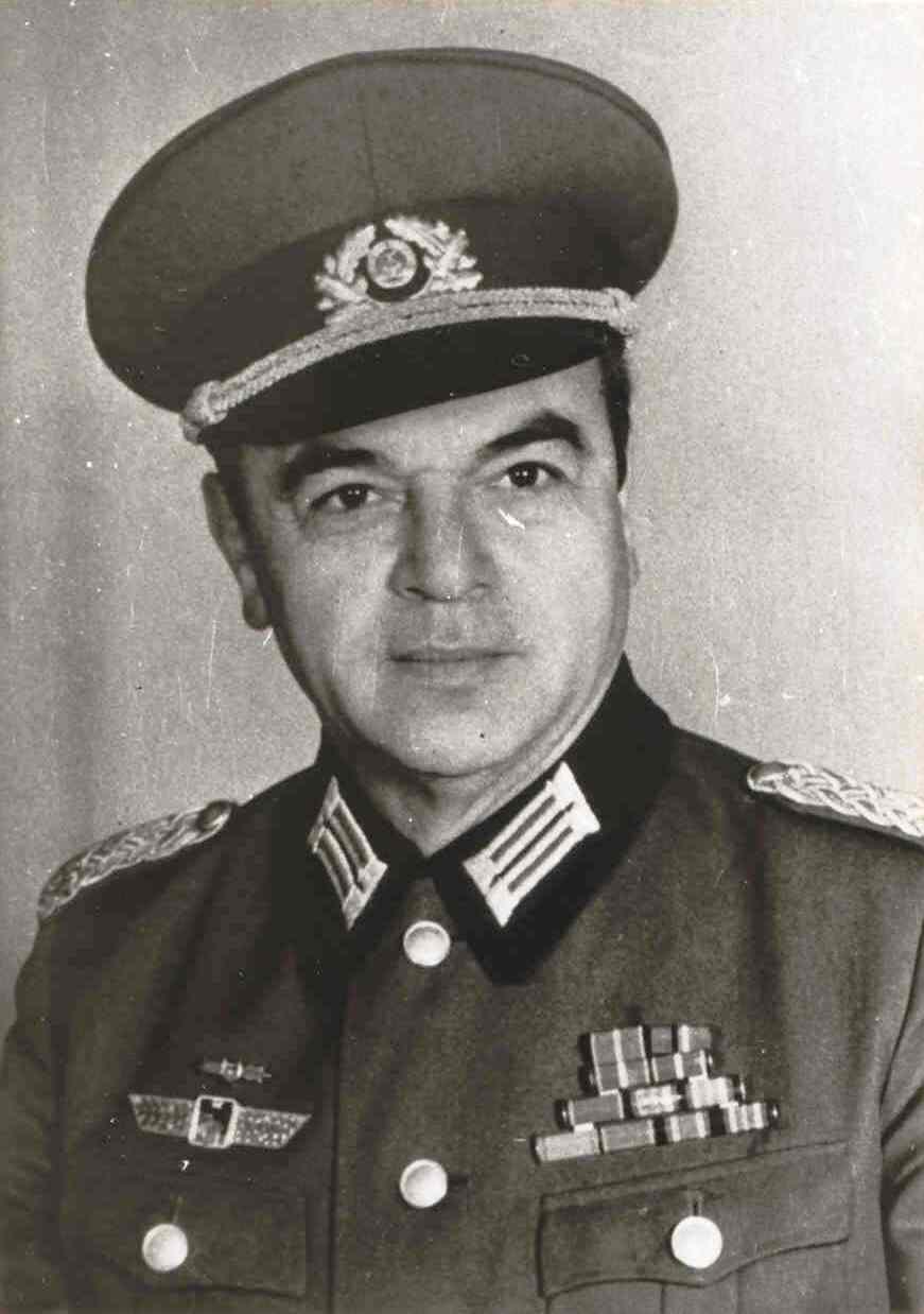 Degradierte Generale Der Nva